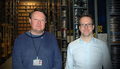 bfi national archive installs dft's scanity; bfi bational archive uses scanity to 'unlock film heritage'