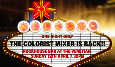 Many thanks for joining us at this year's NAB Colorist-Mixer party!