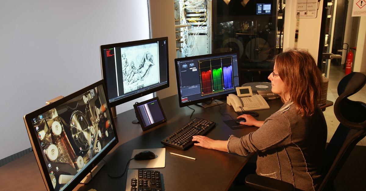 Studio Hamburg wins major film digitization project for Bayerischer Rundfunk