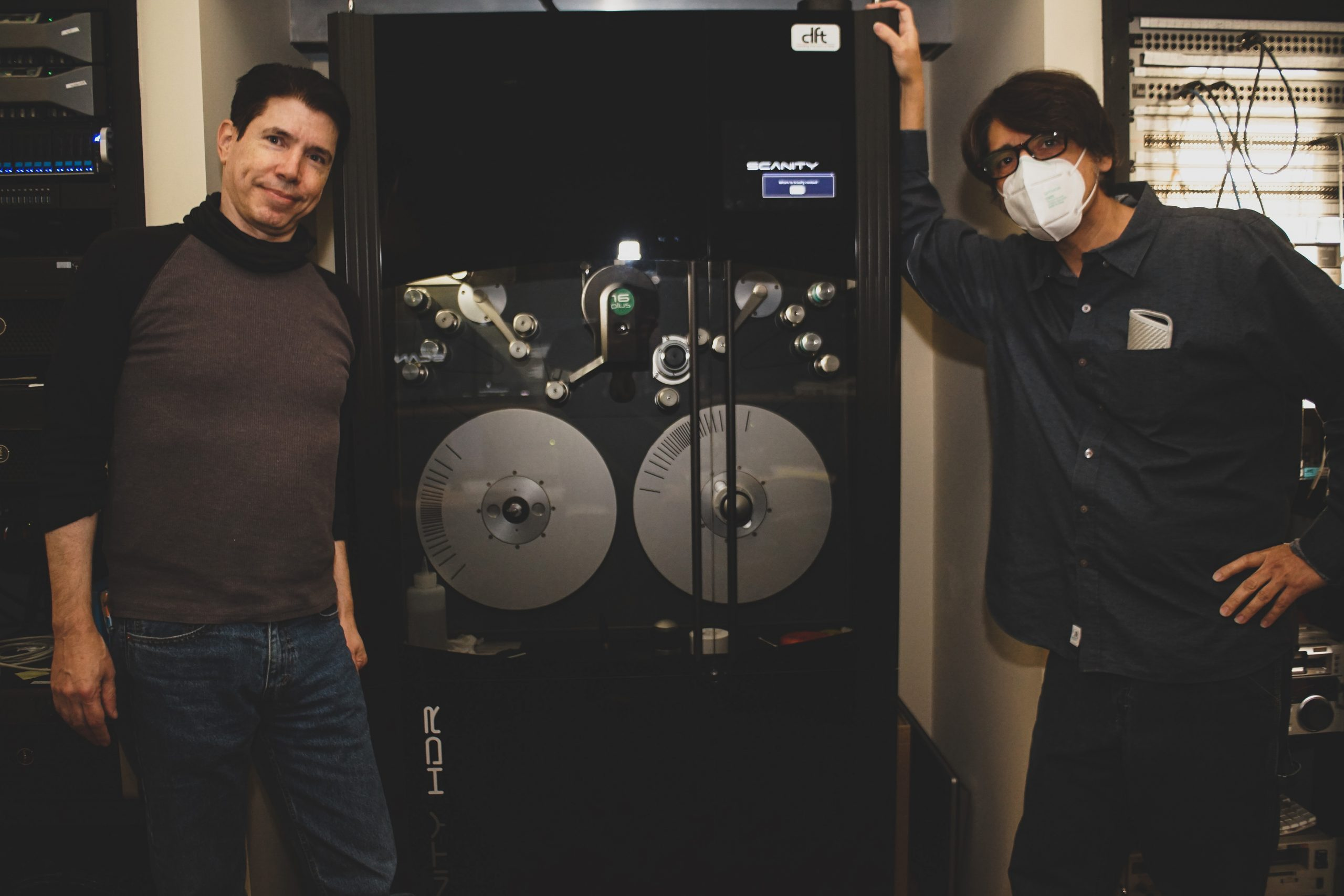 Spectra chooses Scanity for high-end film scanning projects