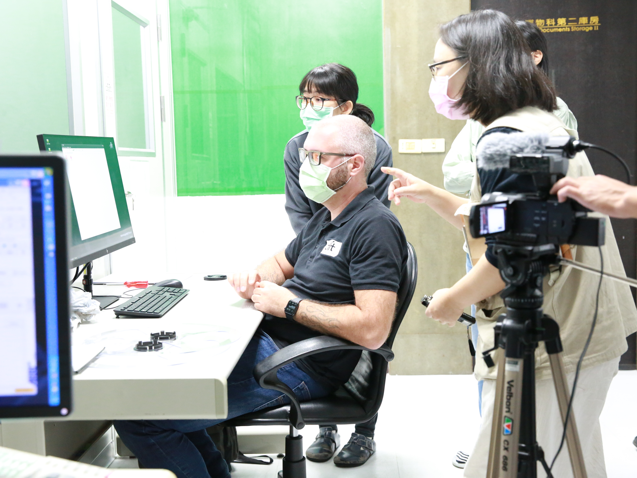 Taiwan Film and Audiovisual Institute installs Scanity HDR and WetGate film scanner